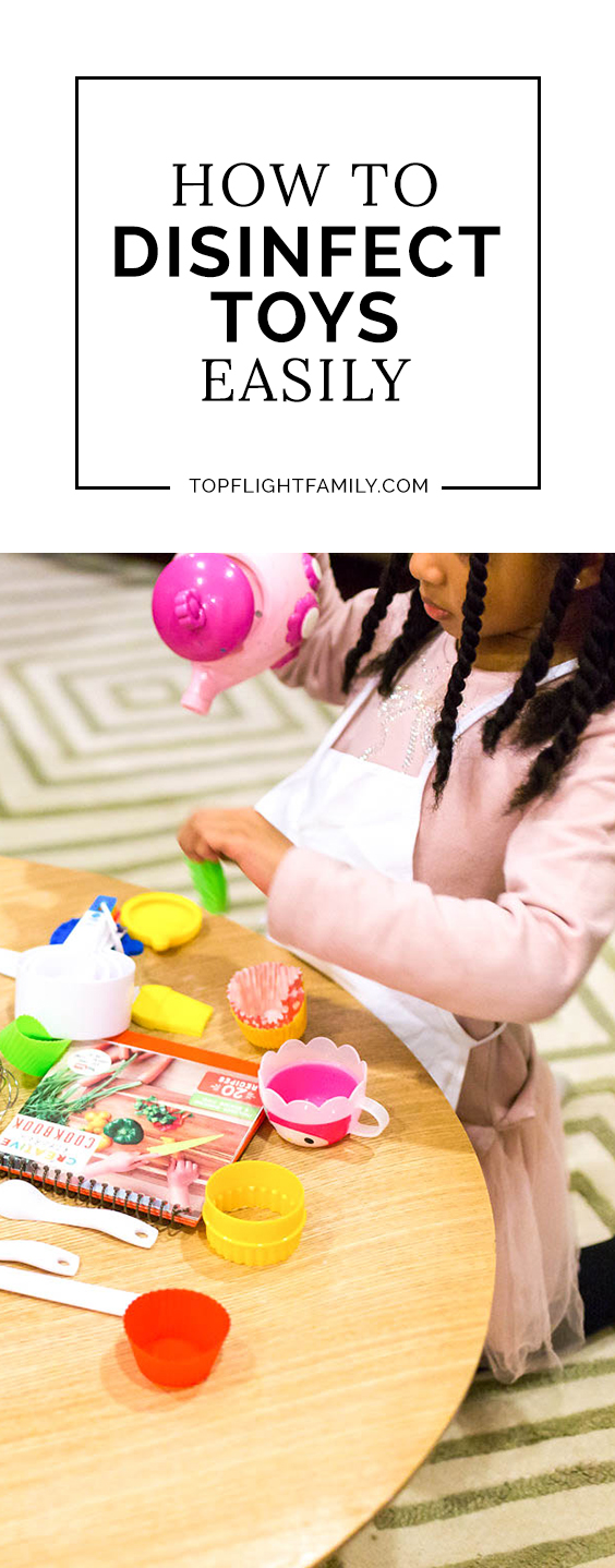 How To Properly Disinfect Toys : How to disinfect toys tips on cleaning and disinfecting