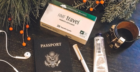 how to avoid getting sick while traveling - Feature