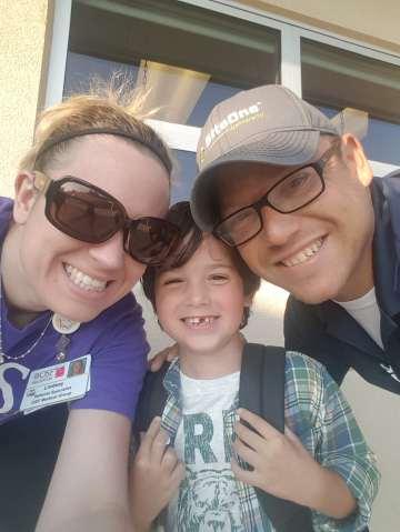 Lindsey, Blane & Serge - Topflight Grain Kids 2017