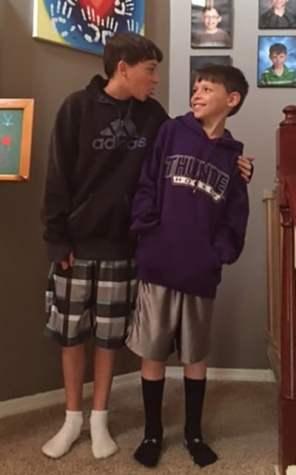 Michael & Andrew
