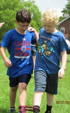 2nd Grade Play Day