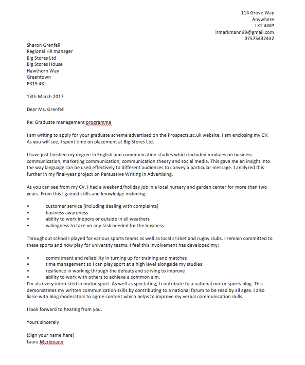 Sample Cover Letter With No Experience In Field  Top Form Templates  Free Templates Download