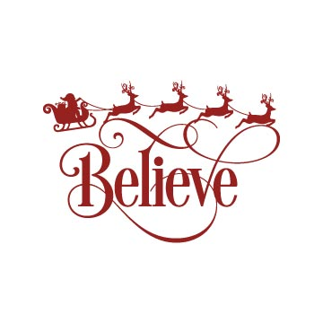 free believe svg file