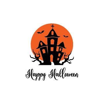 free happy halloween svg