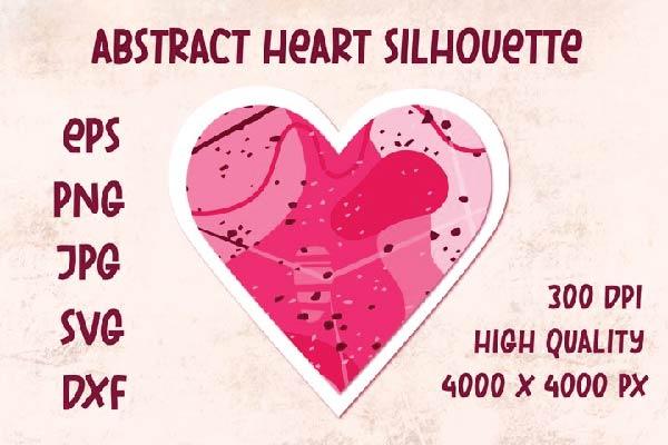 free Valentine's day SVG heart