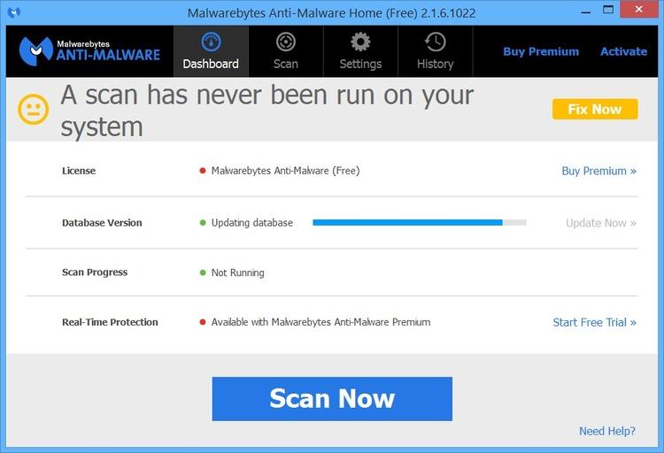 Malwarebytes Anti-Malware 3.6.1 Crack & License Key Free Download