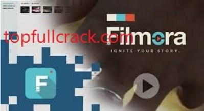 Wondershare Filmora 9.0.7.2 Crack With License Keygen Free Download