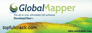 Global Mapper 20.0.1 Crack With Serial Number 2019 Free Download