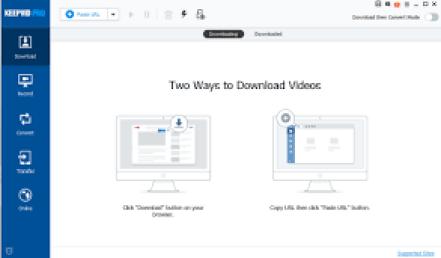 KeepVid Pro 7.4 Crack Plus Key Torrent Full Free Download 2019