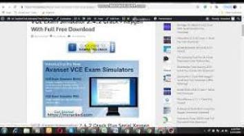 A VCE Exam Simulator 2.5.1 Crack Pro Keygen Free Download 2019