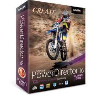 CyberLink PowerDirector 17.0.2514 Crack With Keygen Free Download 2019