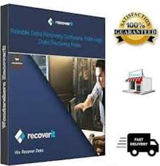 Wondershare Recoverit 8.0.4 + Crack With License Key Free Download 2019