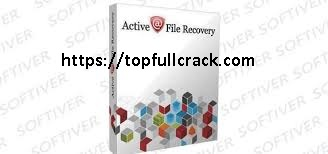 Active File Recovery 20.0.0 Crack With License Key Free Download