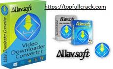 Allavsoft 3.23.6 Crack 2021