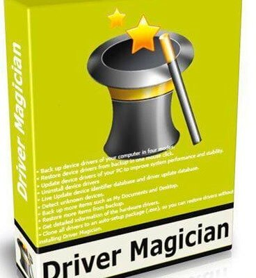 Driver Magician 5.21 Crack Incl License Key Full Final Setup!