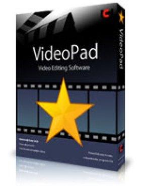 VideoPad Video Editor 7.02 Registration Keys With Crack [Latest] Full 2019