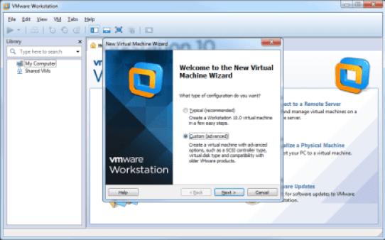 VMware Workstation 15.0.3 Build 12422535 Crack