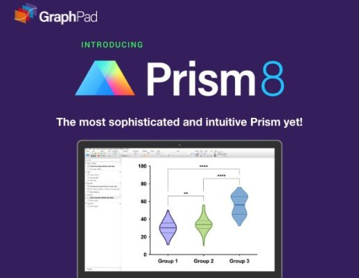 New GraphPad Prism Crack 8.2 Keygen Full Download 2019