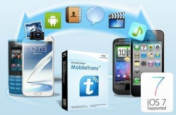 Wondershare MobileTrans 8.1.0 Crack Plus Keygen Free Download