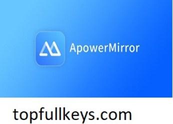 ApowerMirror 1.4.7.33 Crack