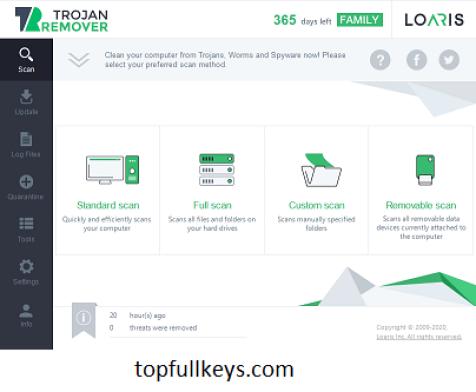 Loaris Trojan Remover Crack 3.1.69
