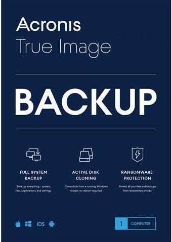 Acronis True Image 2021 Crack With Keygen Free Download