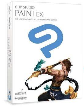 Clip Studio Paint EX 1.10.3 Crack & Keygen Free Download