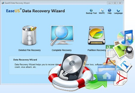 EASEUS Data Recovery Wizard 12.8 License Code Working 100%