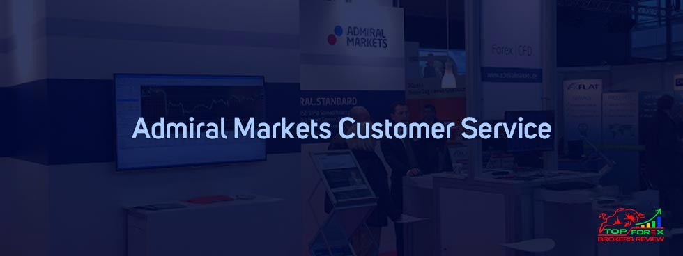 Admiral Markets Customer Service Experience