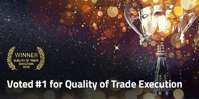 """FP Markets has been rated as the Forex & CFD broker with the """"Best for Quality of Trade Execution 2019"""""""