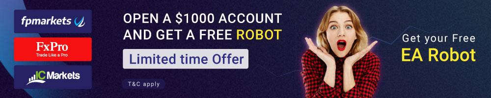 Get A Free Forex Robot