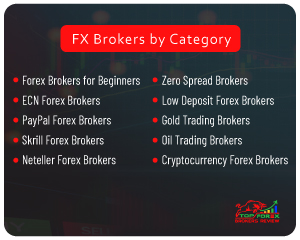 type of forex brokers, different types of forex brokers, list of forex brokers by category, forex brokers by category, forex brokers by category list