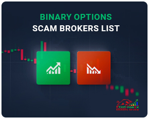 Binary Options Scam Brokers List