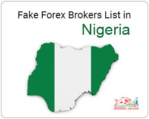 fake forex brokers list in nigeria