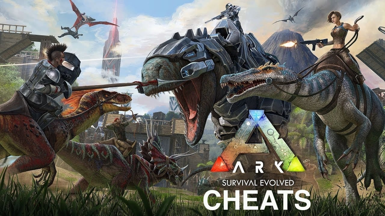 Ark Cheats The Complete Cheats List Top Games Center