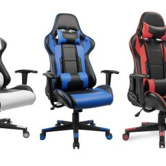 Gaming Chair Review Glider Rocking And Ottoman Replacement Cushions Homall Topgamingchair