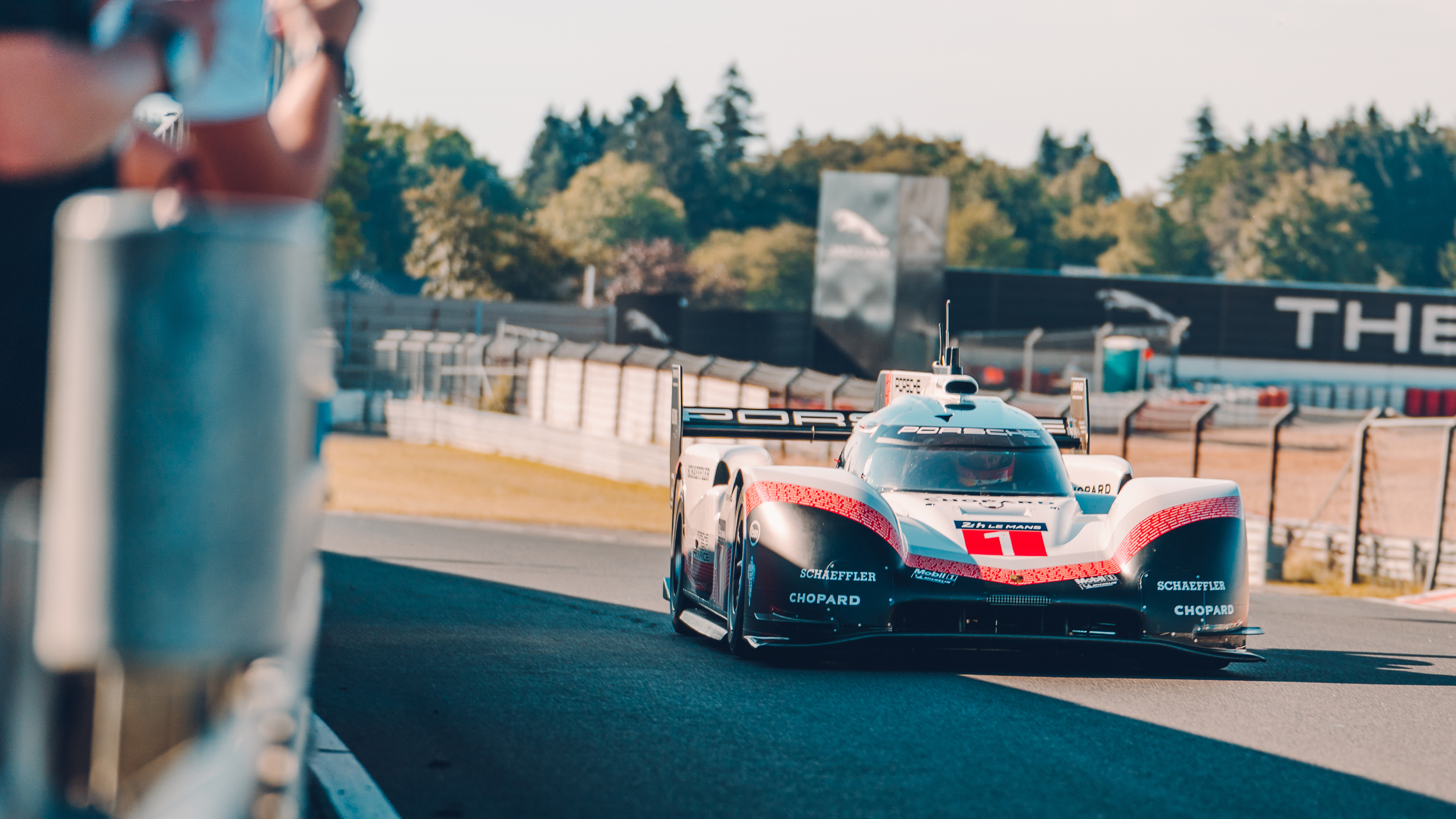 Porsche Has Ripped The Nürburgring Lap Record To Shreds