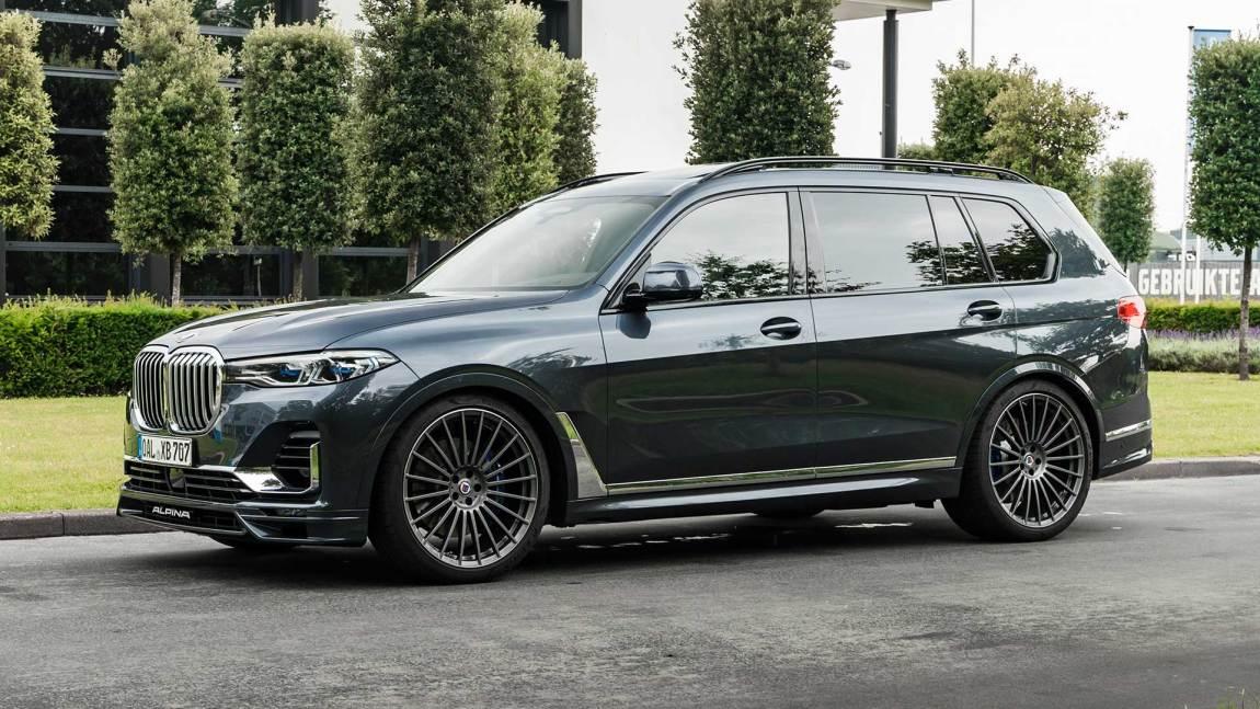 Alpina XB7 Netherlands (BMW)
