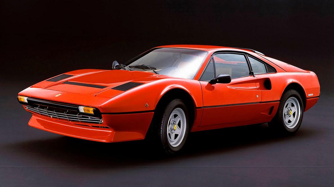 Slow sports cars: Ferrari 208 GTB