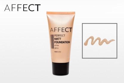 Perfect Matt Foundation SPF 15, oil free / Fond de ten matifiant SPF 15, fara ulei