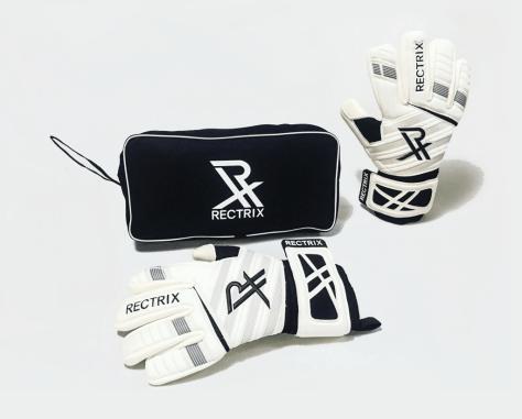 Rectrix Sport Goalkeeper Glove Set (Goalkeeper Equipment, GK Gloves, Goalkeeping)