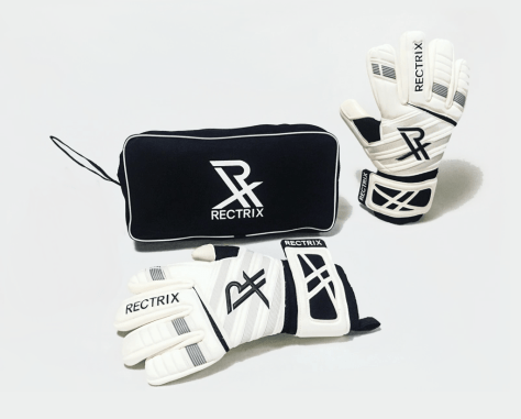 Rectrix Sport Goalkeeper Glove Set (Goalkeeper Equipment, GK Gloves, Goalkeeping)