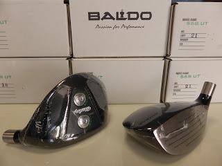 BALDO 568UT 新発売! ヘッド入荷しましたよ♪