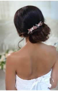 Bridal headbands - TopGracia handmade bridesmaid bridal ...