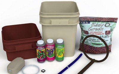 General Hydroponics Waterfarm – Best Hydroponic Grow Kit Review