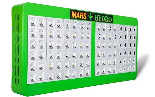 Best Grow Lights, Marshydro Reflector 480W