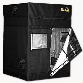 gorilla grow tent shorty series