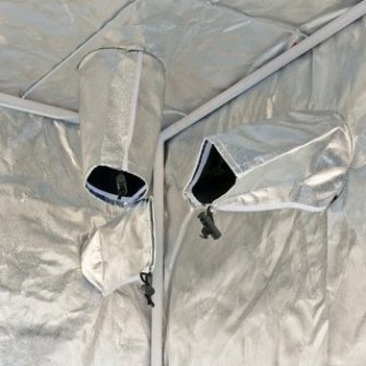 Grow Tent Reflective Mylar Hydroponics Plant Growing Room