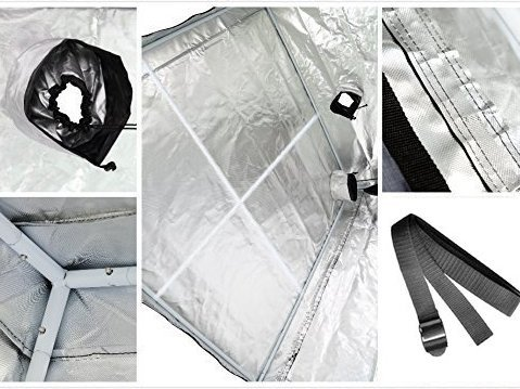 top rated hydroponic grow tent