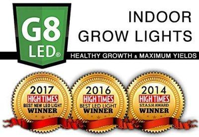 Award Winning G8LED Veg/Flower – LED Grow Lights Reviews